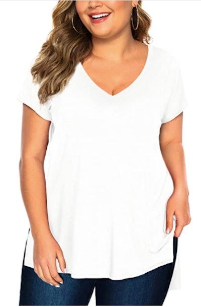 Florboom Plus Size T-Shirt