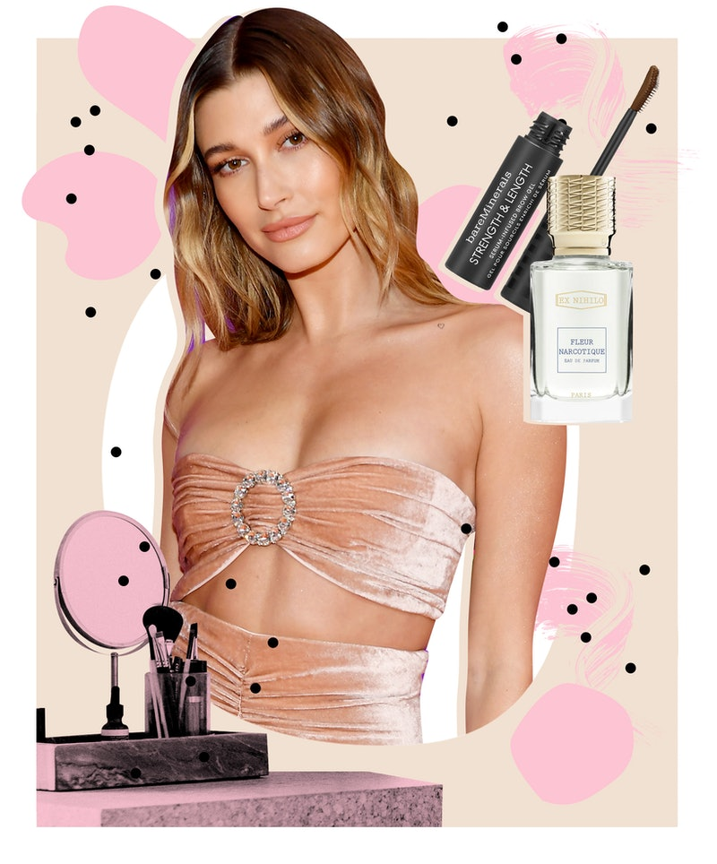 Hailey Bieber's beauty routine has changed now that she's about to turn 25. Here, she tells Bustle a...