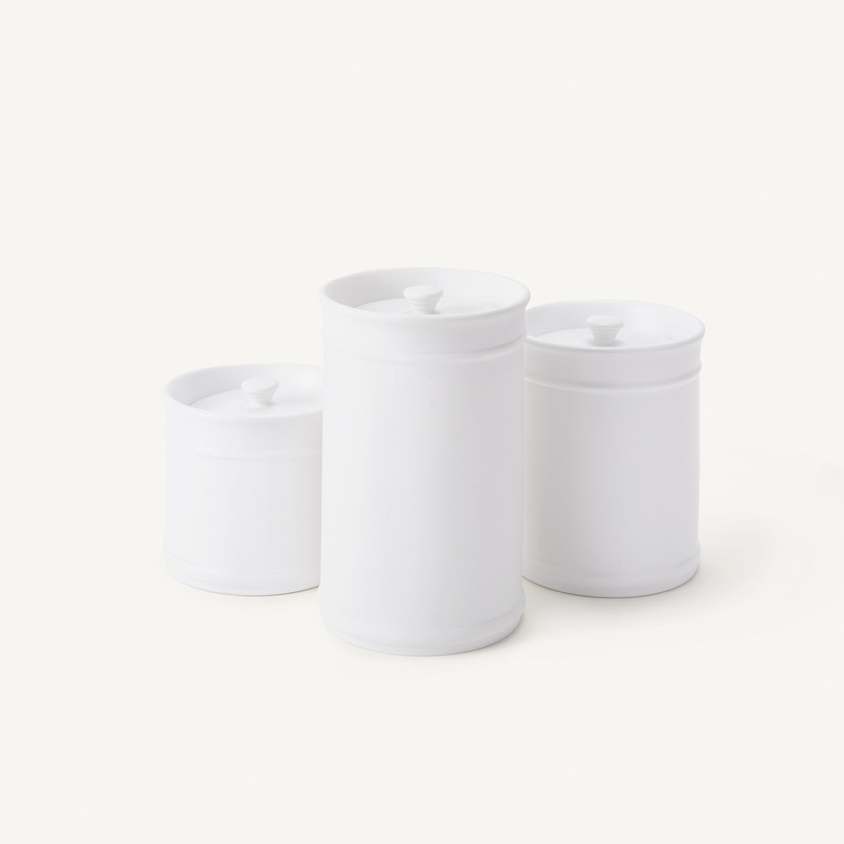 Ceramic Canister Set