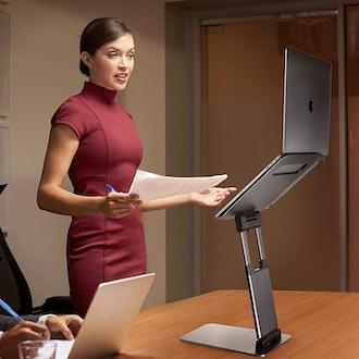 Lifelong Ergonomic Adjustable Laptop Stand