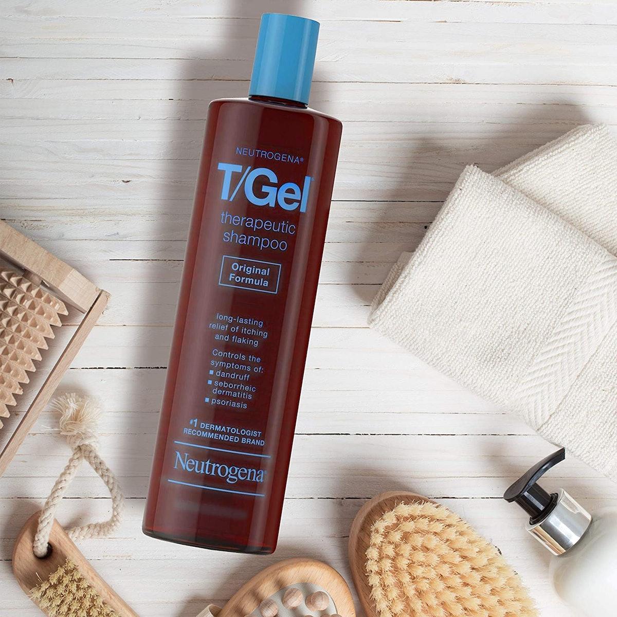 Neutrogena T/Gel Therapeutic Shampoo, 16 Oz.