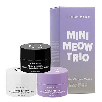 I DEW CARE Mini Meow Trio