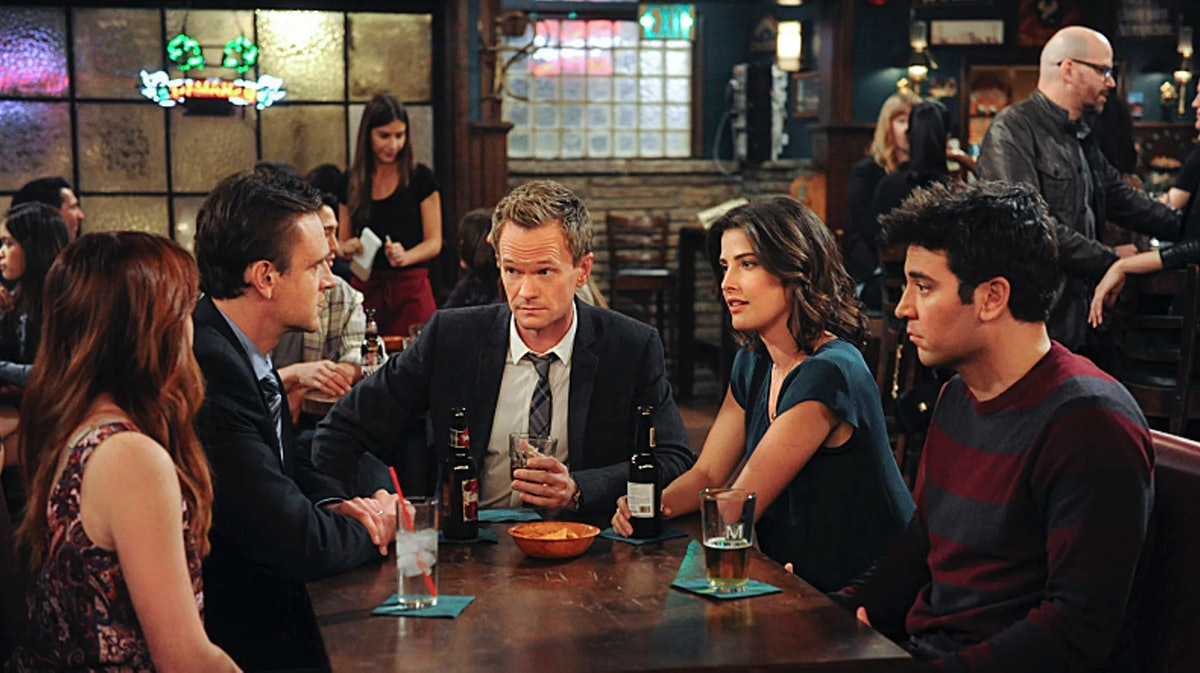 The 'How I Met You Mother' cast