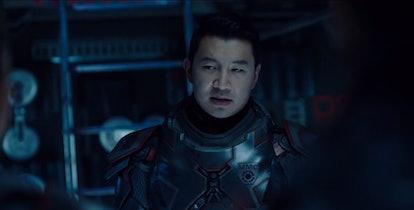 Simu Liu guest stars on the sci-fi drama 'The Expanse.'