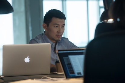 Actor Simu Liu appears in season one of the NBC series 'Taken.'