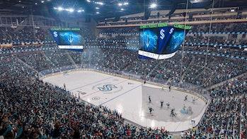 NHL 22 Frostbite