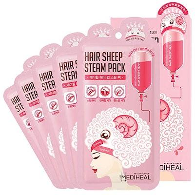 MEDIHEAL Hair Sheep Steam (5-Pack)