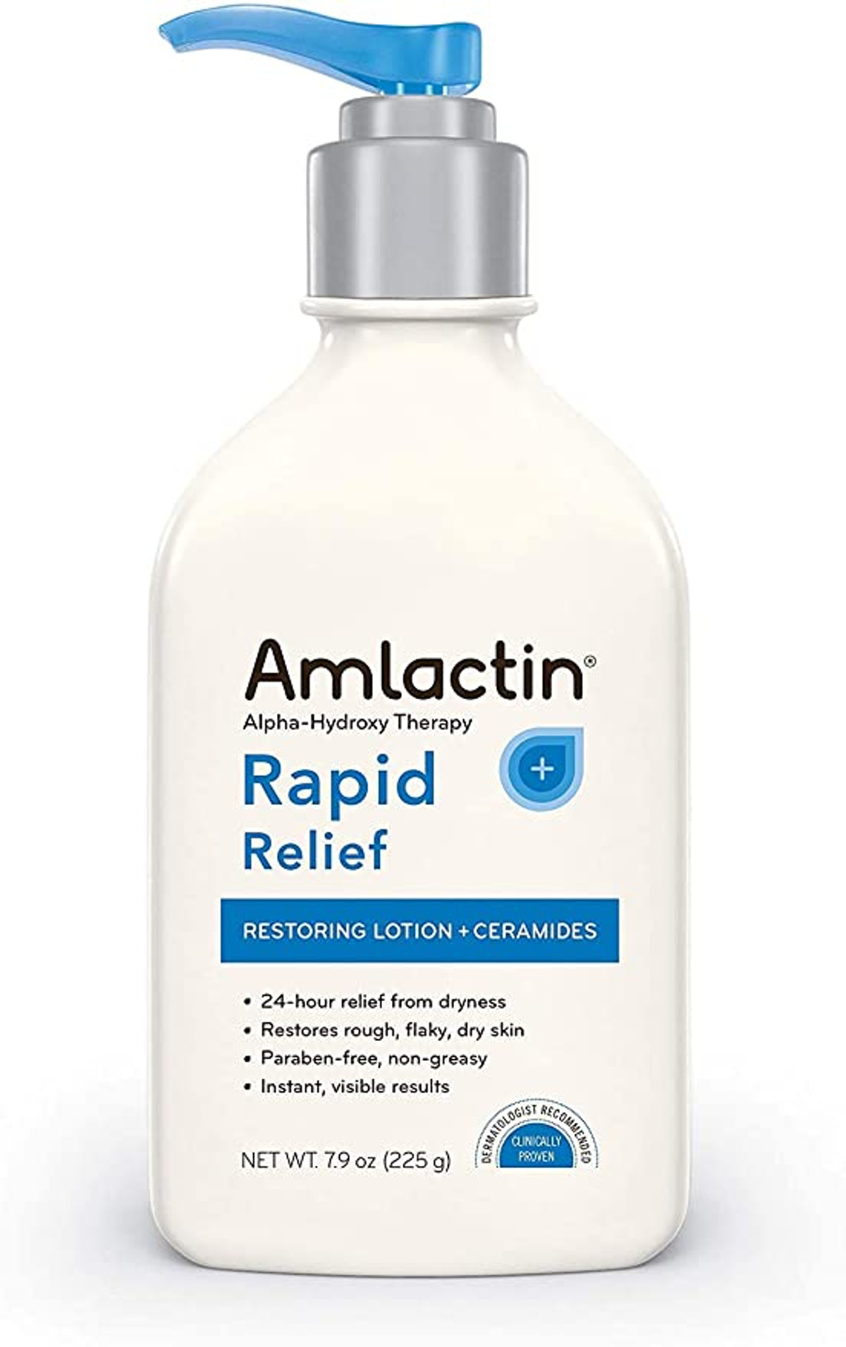 AmLactin Alpha Hydroxy Therapy Rapid Relief Restoring Lotion