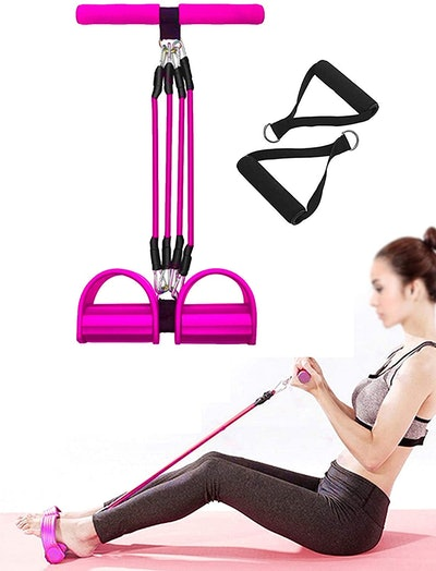 TUOLONG Pedal Pull Rope