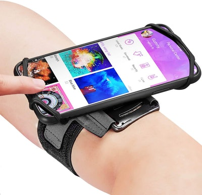 Newppon 360° Rotatable Phone Armband