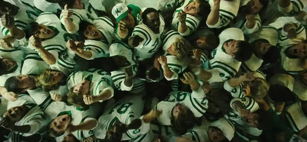 'We Are Marshall' is based on a true story.