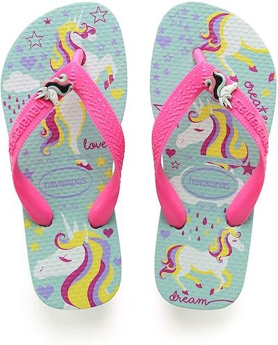 Havaianas Kids Fantasy Flip-Flops
