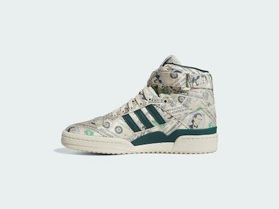 Adidas Jeremy Scott Money Wings Forum Hi sneaker