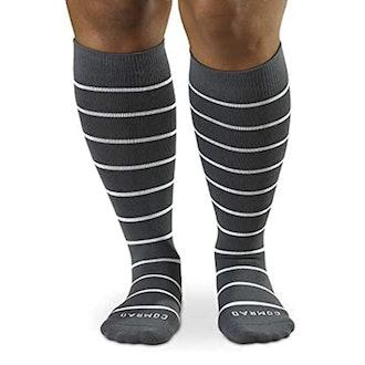 COMRAD Wide Calf Compression Socks