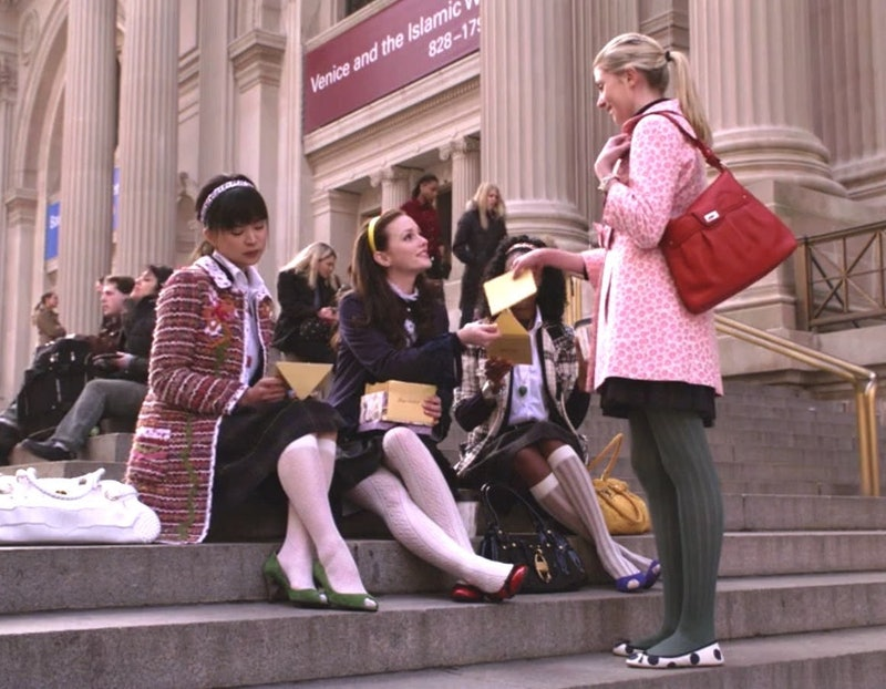 A screenshot from the pilot of Gossip Girl. Here's why for Gen Z, elite's meaning is different from ...