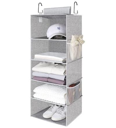 StorageWorks 5-Shelf Hanging Organizer