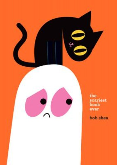 'The Scariest Book Ever' written and illustrated by Bob Shea