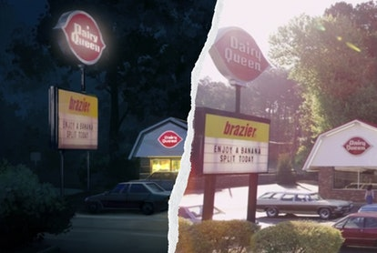 Dairy Queen made its second appearance in Episode 2 of 'What If...?' Screenshots via Disney+
