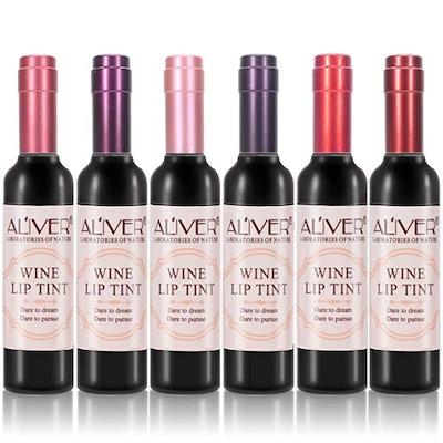 MianYang Wine Lip Tints (6-Piece)