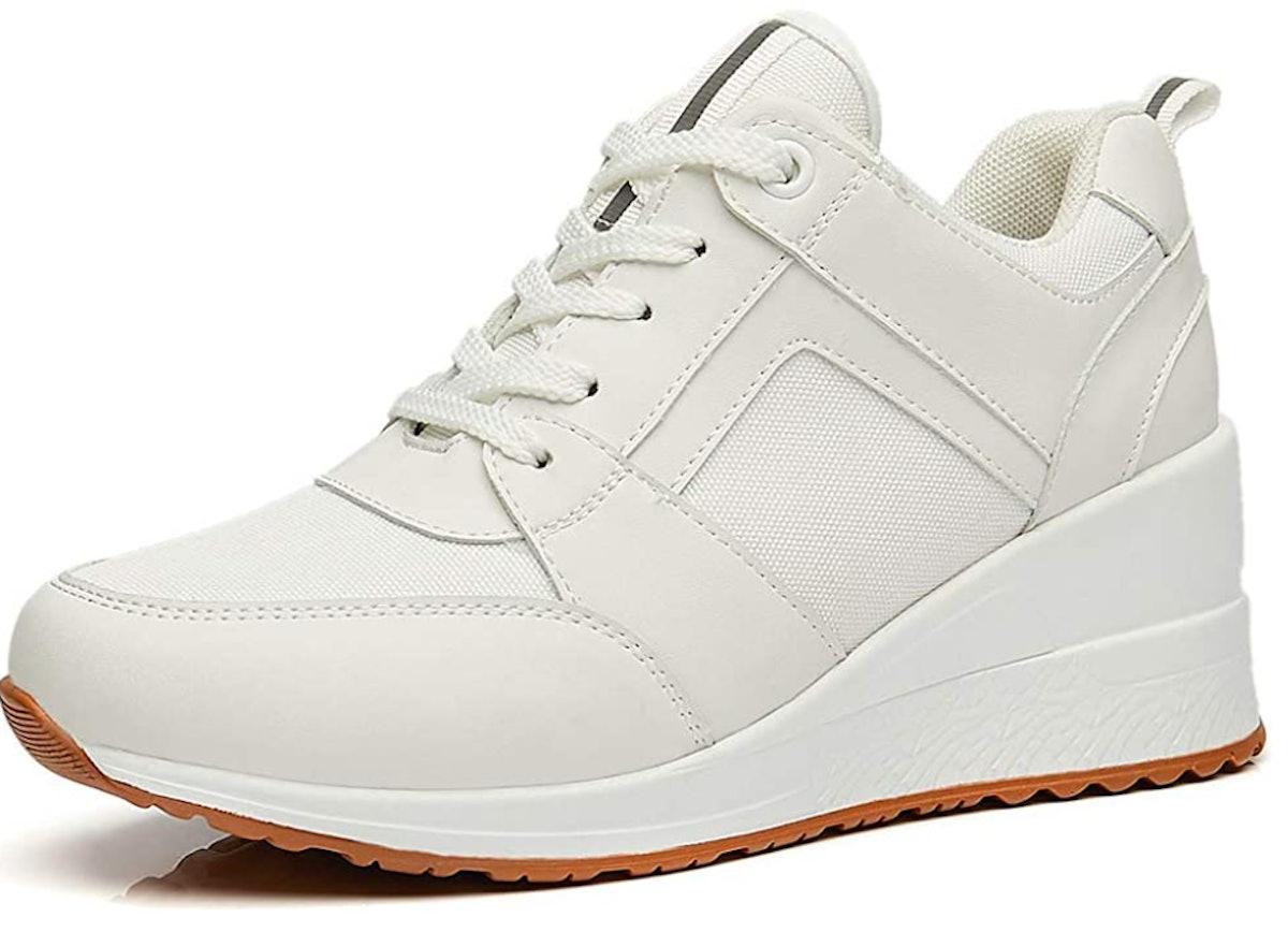 Cestfini High Heeled Wedge Sneakers