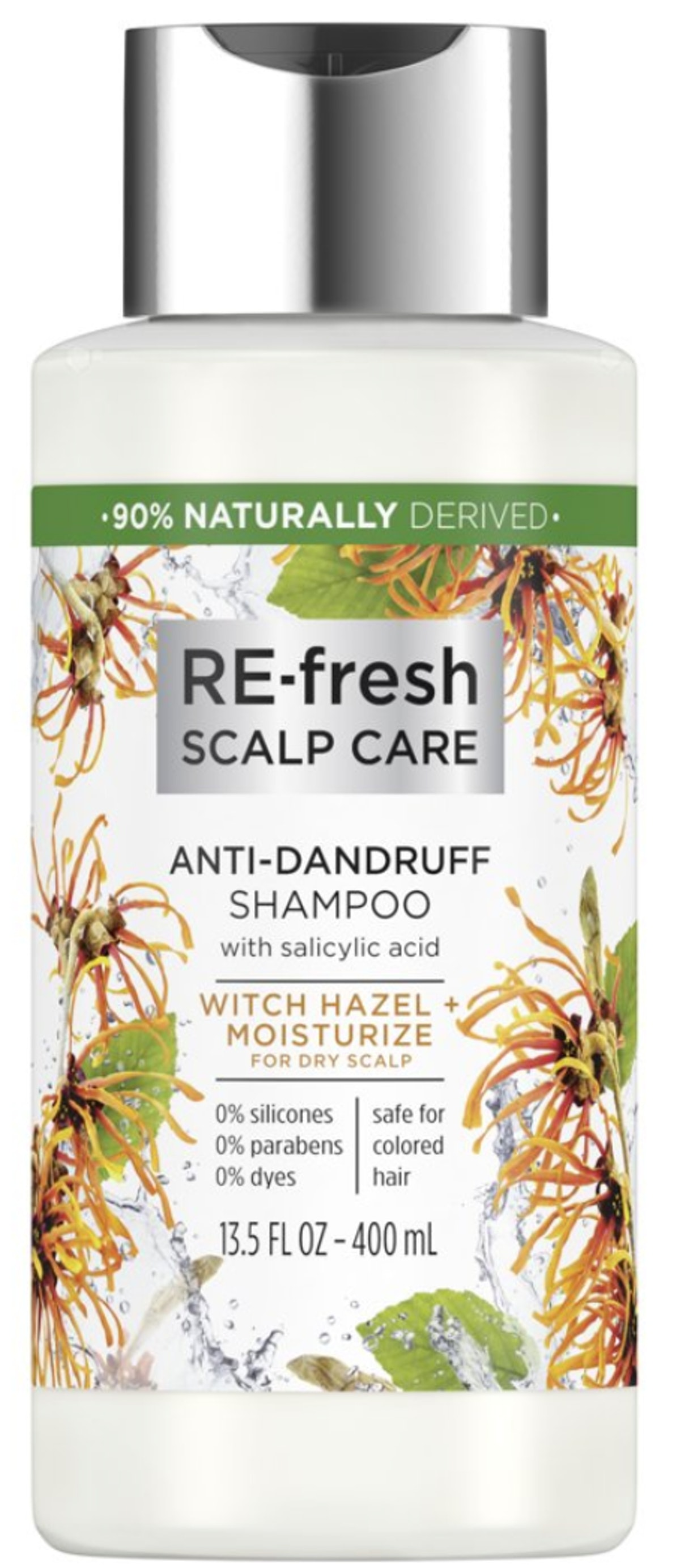 Scalp Care Anti-Dandruff Shampoo Witch Hazel,