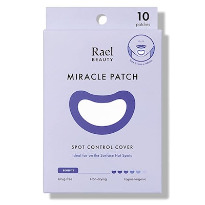 Rael Acne Pimple Healing Patch (10-Count)