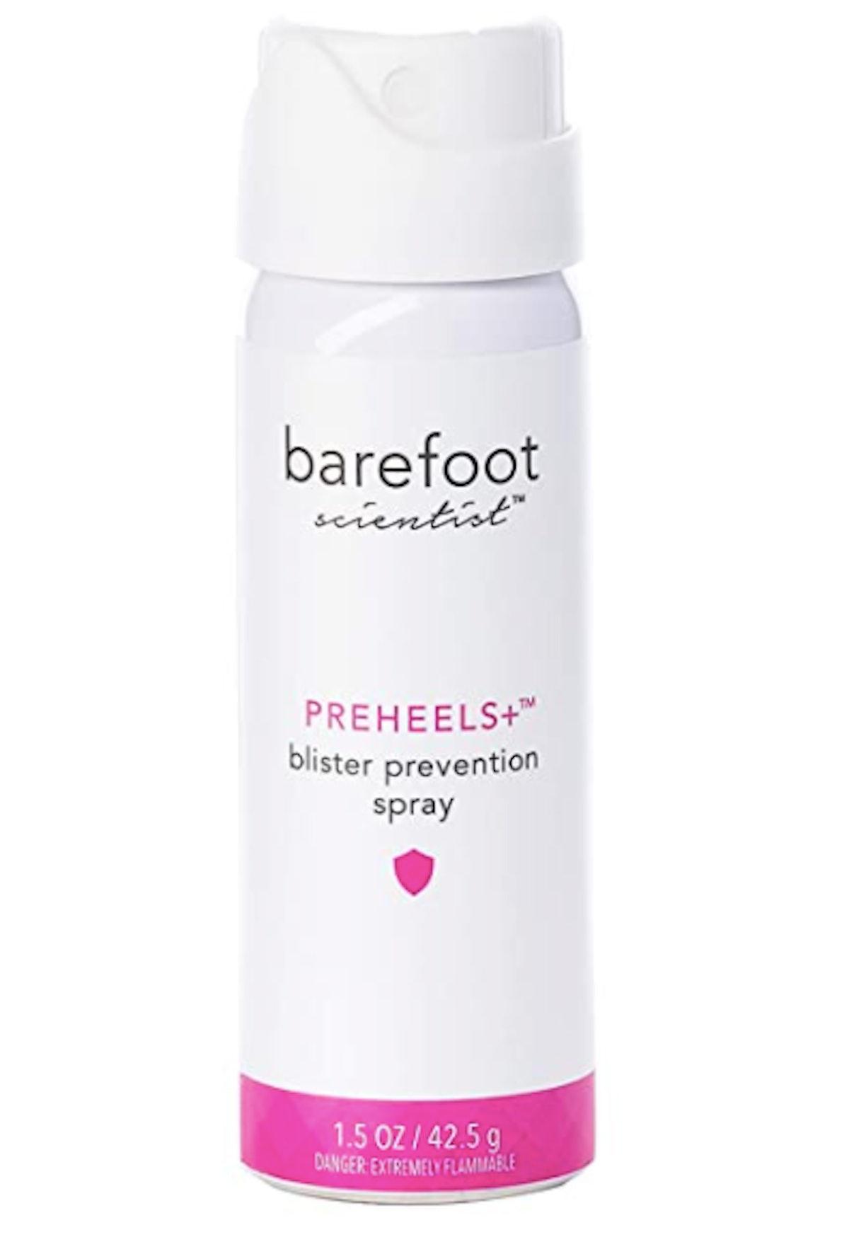 Barefoot Scientist PreHeels+ Blister Prevention Spray