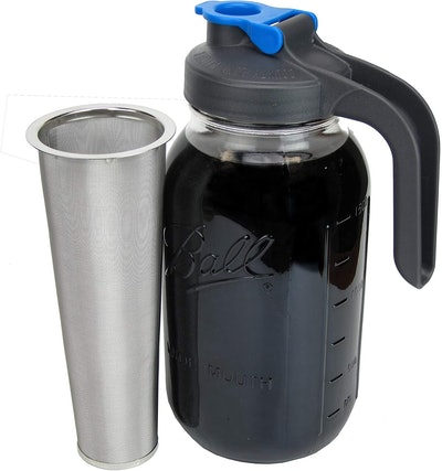 County Line Kitchen Cold Brew Mason Jar