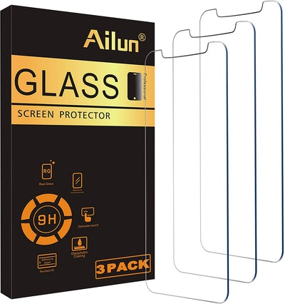 Ailun Glass iPhone Screen Protector (3-Pack)