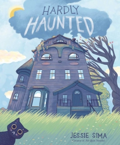 'Hardly Haunted' written & illustrated by Jessie Sima
