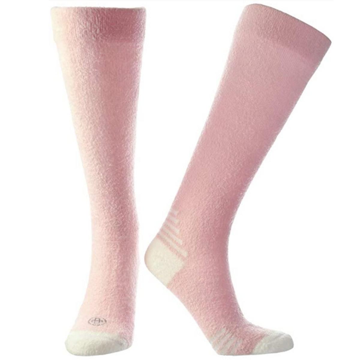 Doctor's Choice Fuzzy Compression Socks