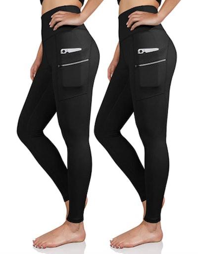 ODODOS Dual Pocket Leggings
