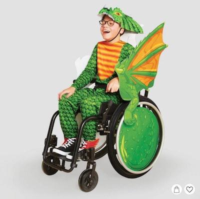 Dragon Wheelchair Halloween Costume