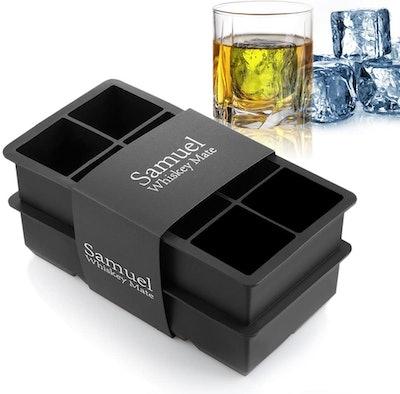 Samuelworld Ice Trays (2-Pack)