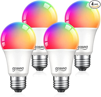 Gosund Smart Light Bulbs (4-PacK)