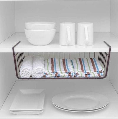 Smart Design Under-Shelf Basket