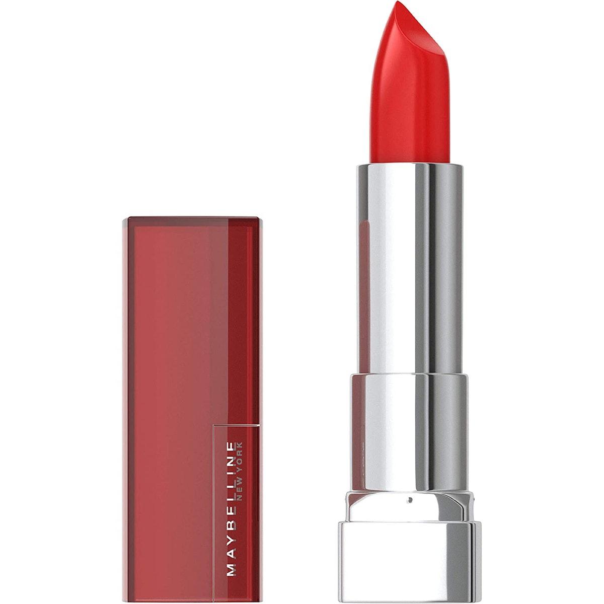 Maybelline Color Sensational Lipstick in Red Revival