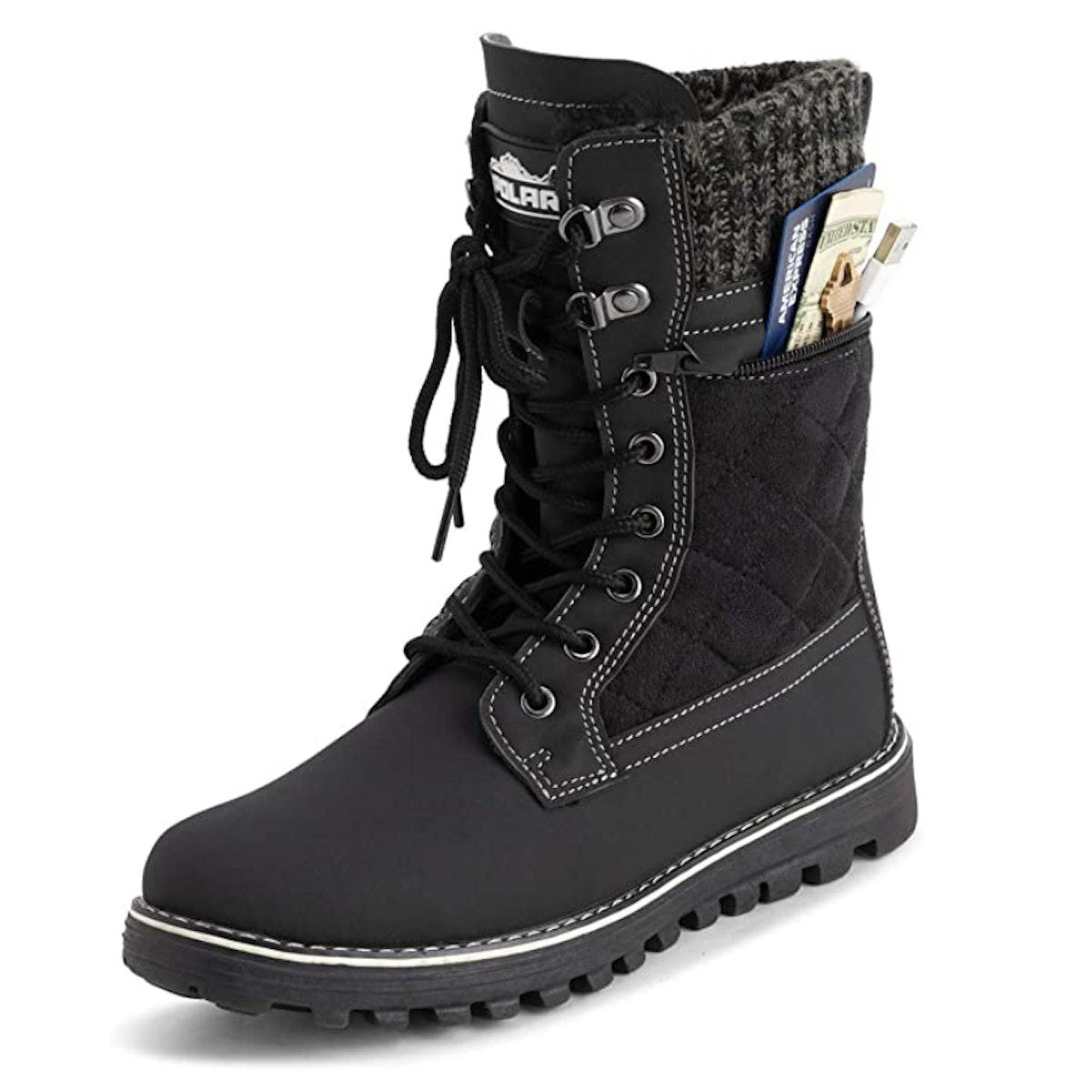Polar Thermal Waterproof Snow Boots