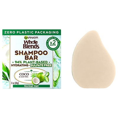 Garnier Whole Blends Hydrating Shampoo Bar