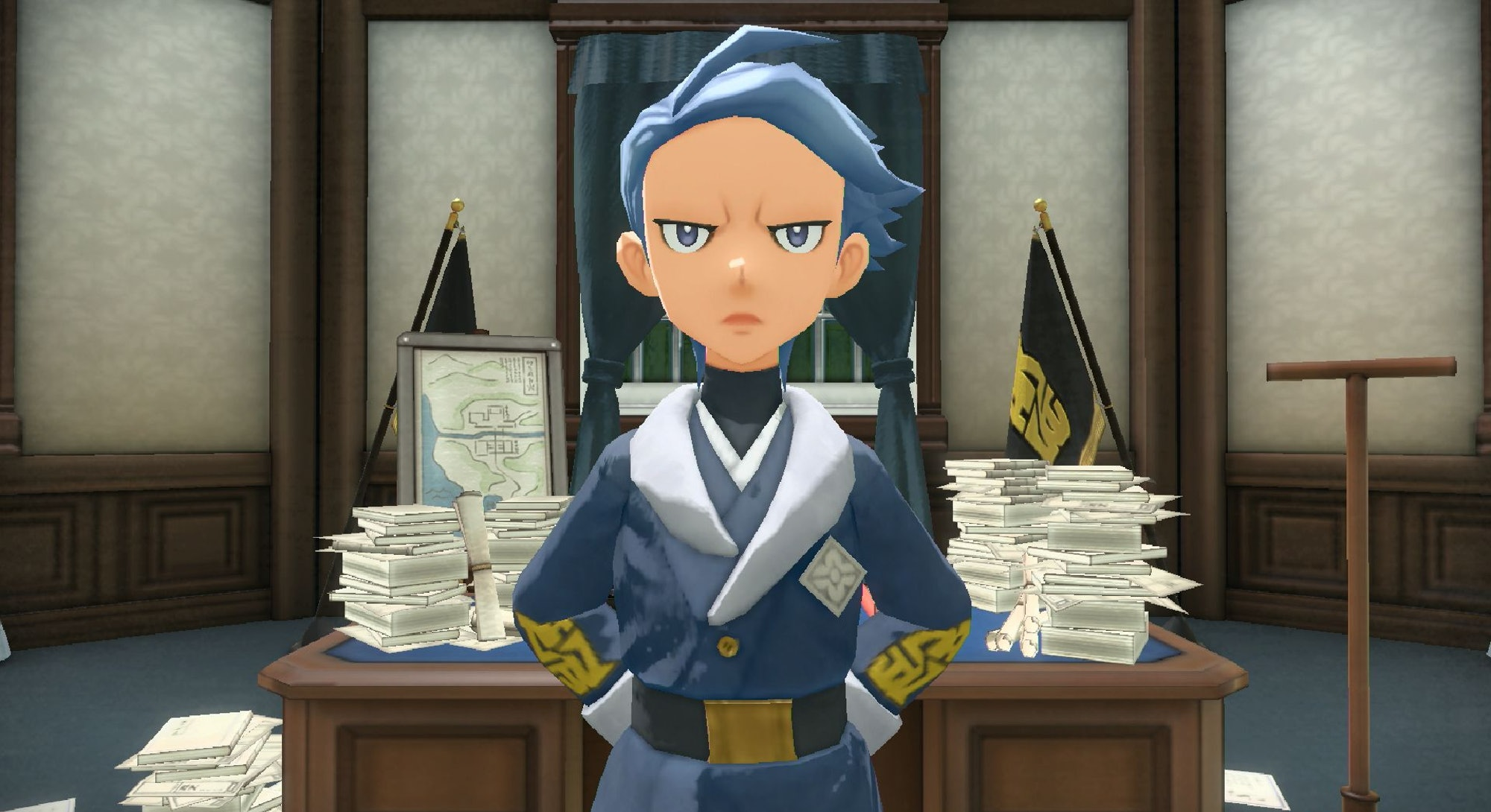 Cyllene is a character players will work with closely during this adventure