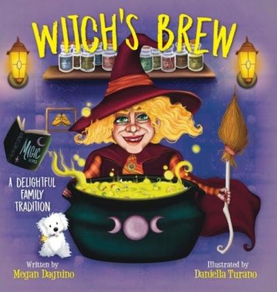 'Witch's Brew' by Megan Dagnino, illustrated by Daniella Turano