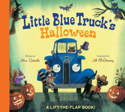 'Little Blue Truck's Halloween' by Alice Schertle, illustrated by Jill McElmurry
