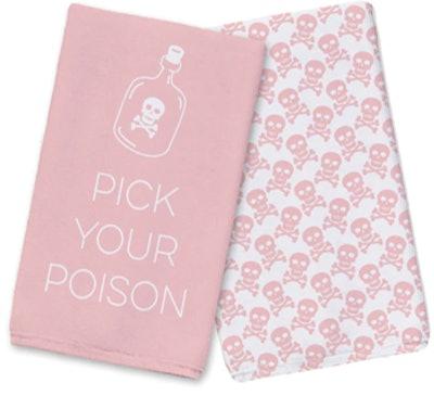 Pick Your Poison Tea Towel Set