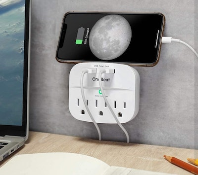 One Beat 3-Outlet Extender