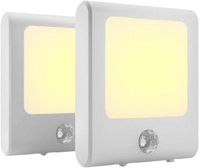 MAZ-TEK Motion-Sensor Lights (2-Pack)