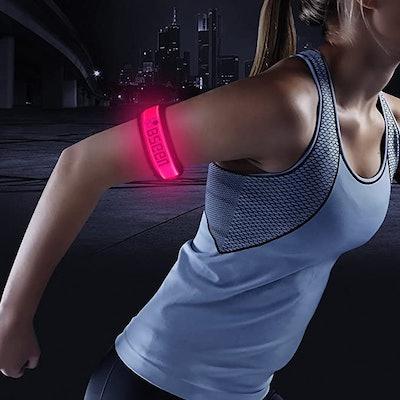 BSEEN LED Glow Armband (2-PCS)