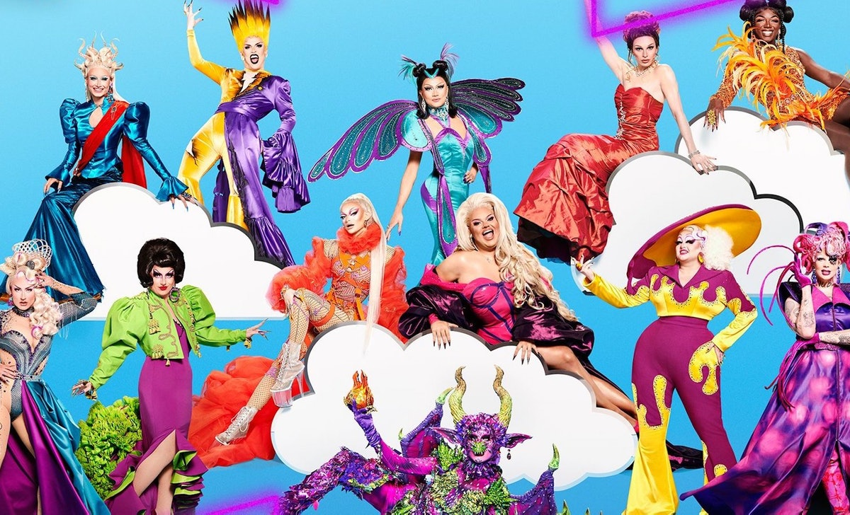 The 'Drag Race UK' Season 3 cast is full of wild personalities.