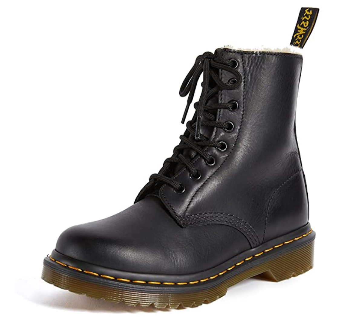 Dr. Martens Serena Burnished Wyoming Fashion Boot