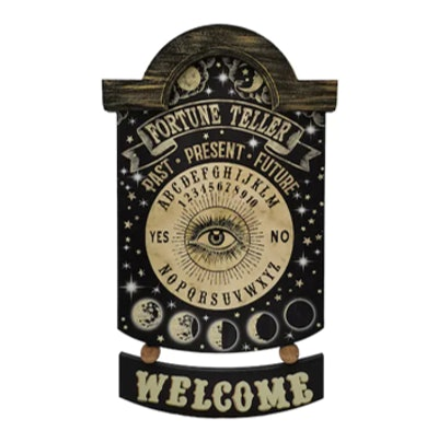 Fortune Teller Welcome Sign by Ashland®