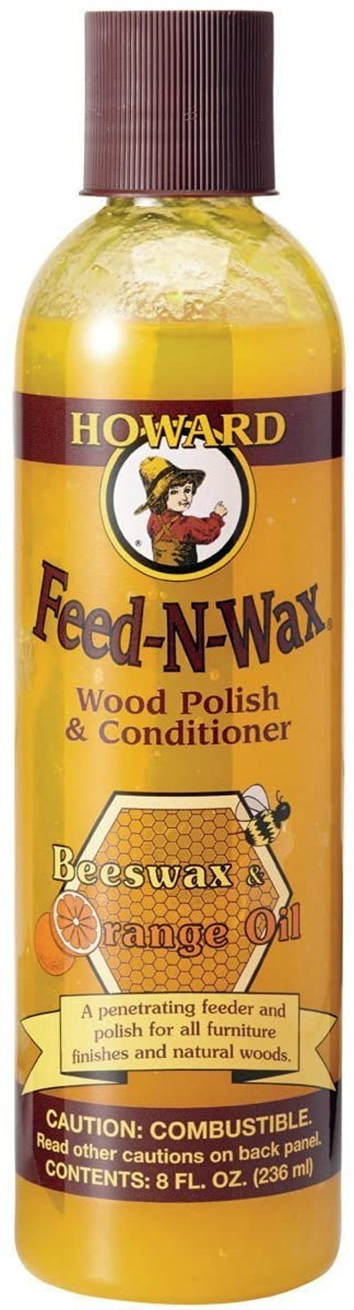 Howard Products Wood Polish and Conditioner